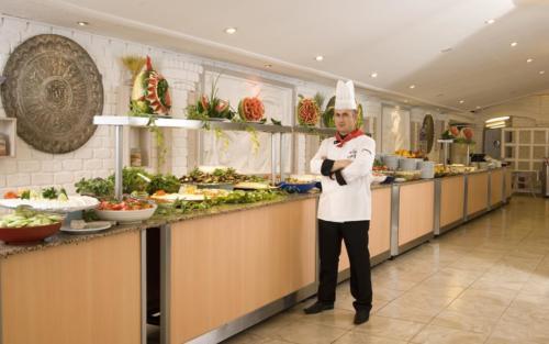 Ресторан отеля Club Marakesh Beach Hotel