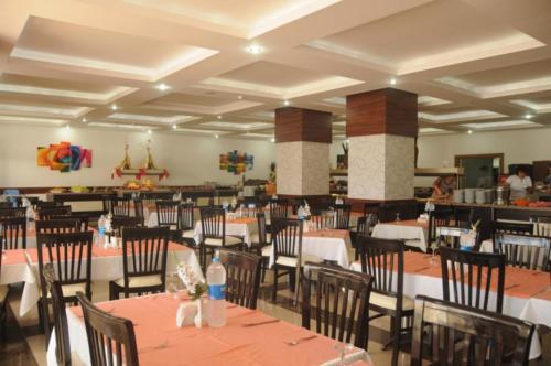 Ресторан отеля Armas Beach Hotel 4*