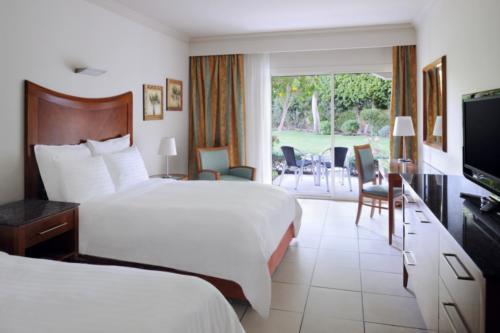 Номер отеля Sharm El Sheikh Marriott Resort Mountain 5*