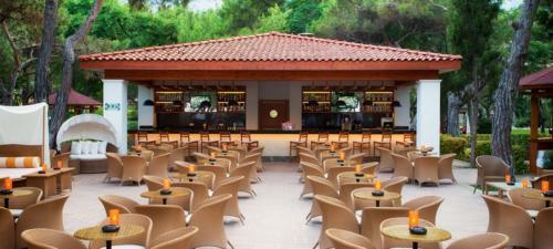 Ресторан отеля Akka Antedon Hotel 5*