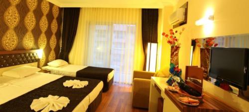 Номер отеля Armas Beach Hotel 4*