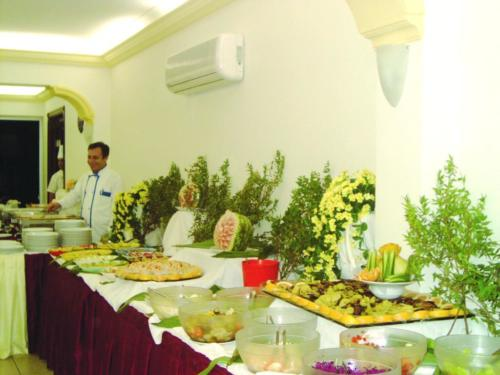 Ресторан отеля Imeros Hotel 3*