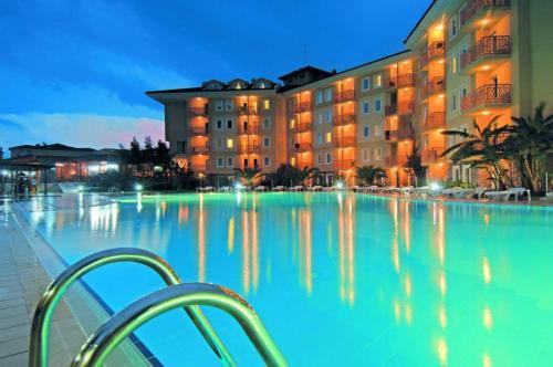 Akka Claros Hotel 4* вечер