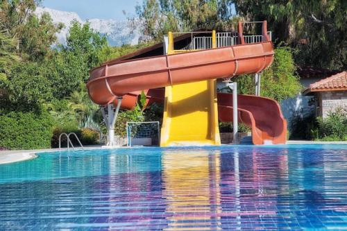 Akka Claros Hotel 4* аквапарк