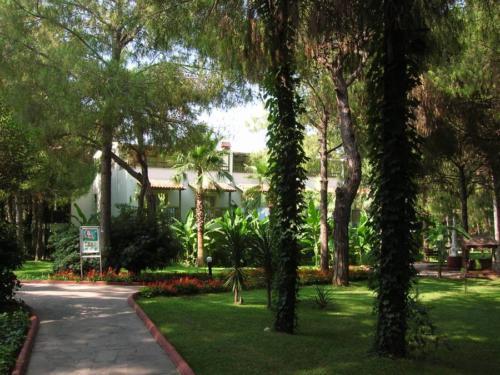 Отель  Amara club marine nature 5*