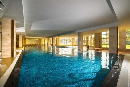 Amara Premier Palace 5* крытый бассейн