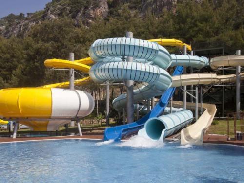 Amara Premier Palace 5* аквапарк