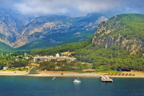 Amara Premier Palace 5* пляж