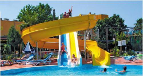 Anita Dream Hotel водная горка