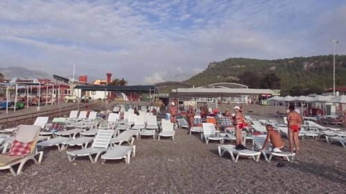 Anita Dream Hotel пляж