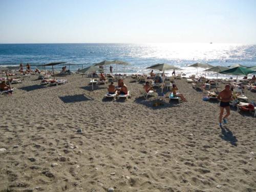 Anita Venus Beach Hotel пляж