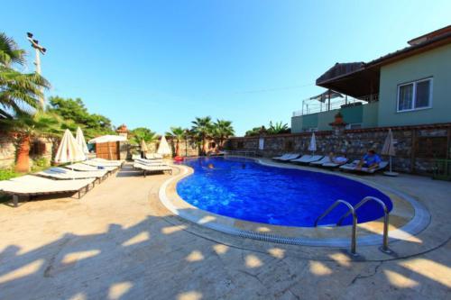 Anita Venus Beach Hotel бассейн