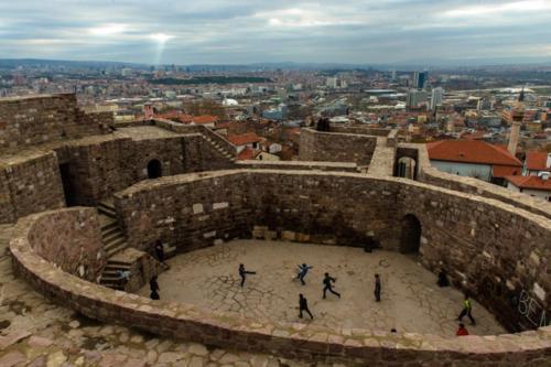 Крепость анкары цитадель