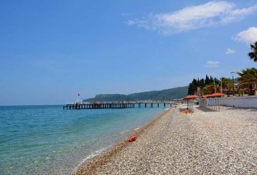 Ares Blue Hotel 4* пляж