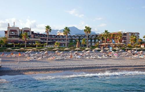 Армас Лабада 5* пляж
