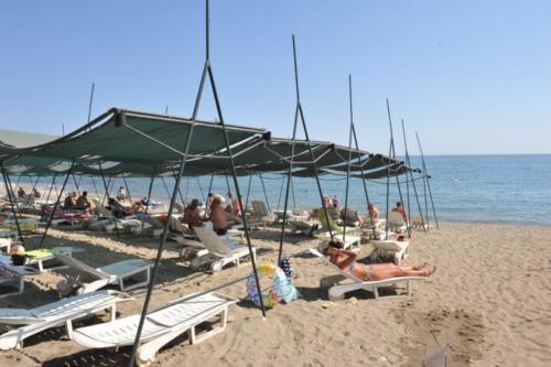 Асрин Бич 4* пляж
