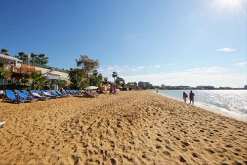 Пляж авсаллара