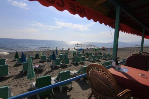 Bariscan Hotel пляж
