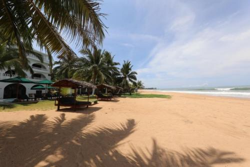 Пляж Бентота Шри Ланка