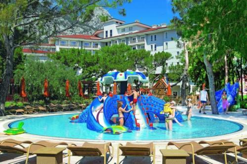 Детские горки Akka Antedon Hotel 5*