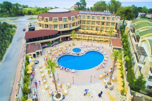 Botanik Resort бассейн