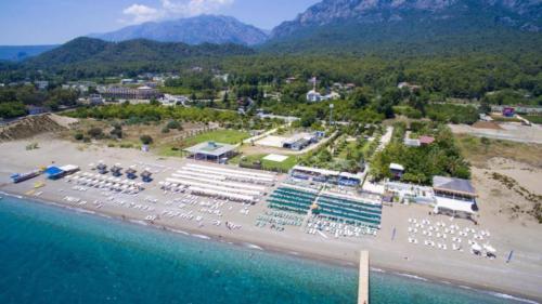 Botanik Resort пляж