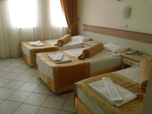 Номер отеля Club Hotel belpinar 4*