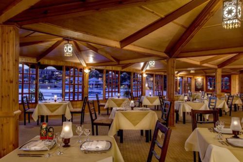 Ресторан отеля Pharaoh Azur Resort 5*