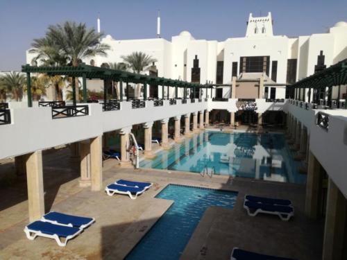 Бассейн отеля Sharm resort 4*