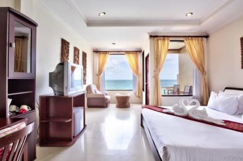 Crystal Bay Beach Resort номер
