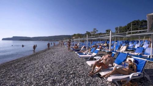 Отель Кристал Кемер Турция пляж