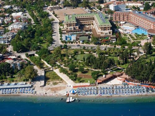 Отель Кристал Кемер Турция
