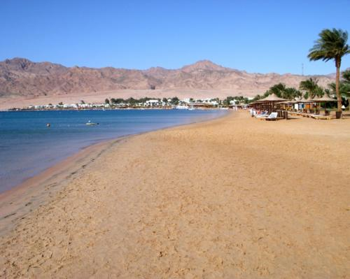Пляжи Дахаба