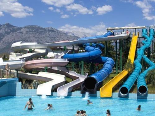 Аквапарк отеля Daima Biz Resort 5*