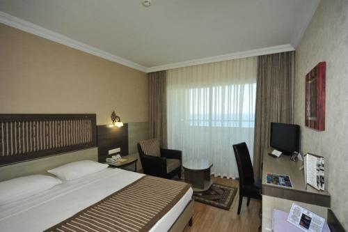 Dinler Hotel 5* номер