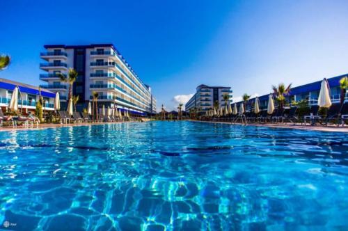 Eftalia Marin hotel бассейн