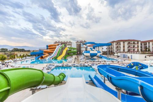 Eftalia Marin hotel аквапарк