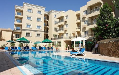 Бассейн отеля Elysees Dream Beach Hotel 4*
