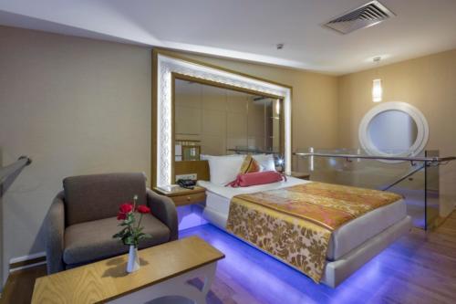 Отель Гранада Лакшери 5* номер