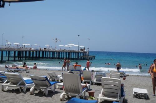Гранд Сантана пляж