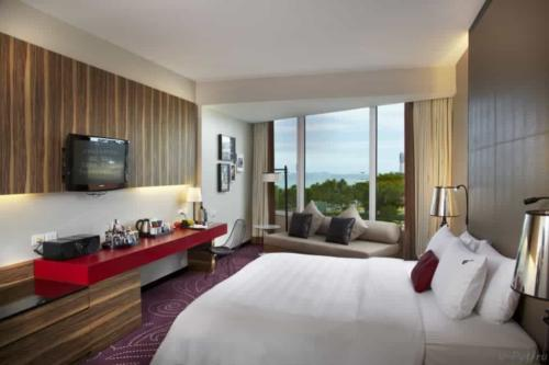 Hard Rock Pattaya Hotel номер