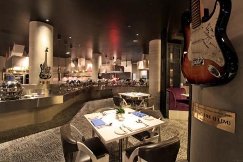Hard Rock Hotel кафе