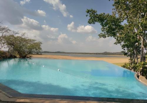 Heritance Kandalama бассейн
