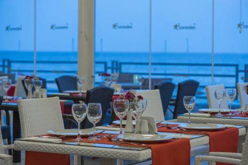 Ресторан отеля Grand Park Kemer 5*