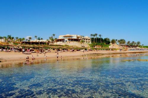 Пляж отеля Rehana Sharm Resort4*