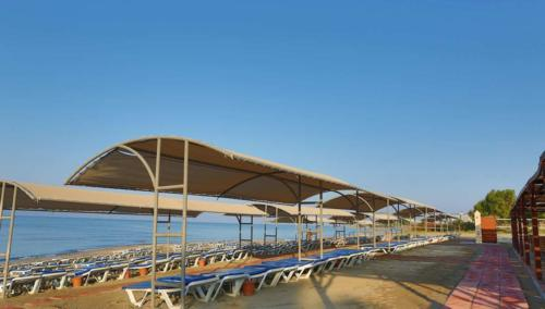 Kahya Resort Aqua пляж