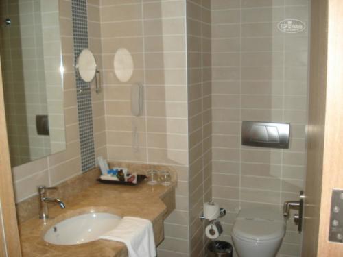 Kahya Resort Aqua ванна