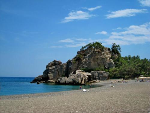 Пляжи Кириша
