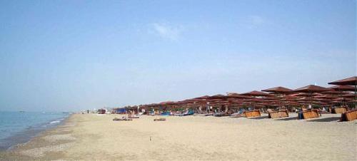 Пляж Кызылагач