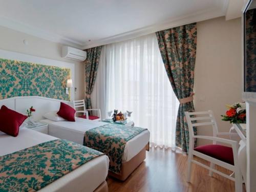 Отель Клеопатра Турция номер